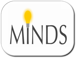 MINDS Logo 3D by paradigm-shifting
