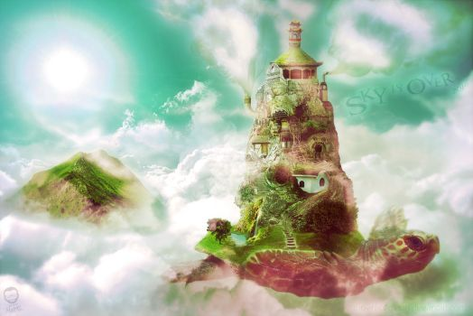 Sky Is Over by the-art-of-matth