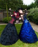 Victorian Dolls by Aotenshi