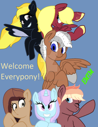 Welcome! by Royal-Snowflake