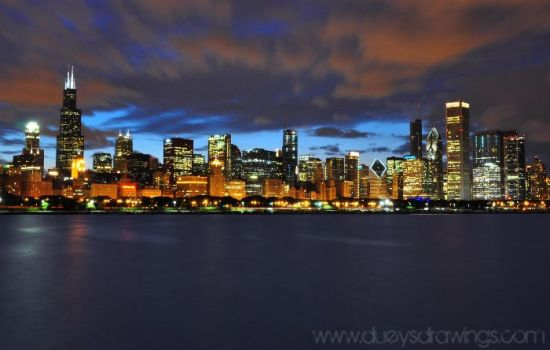 Chicago by golfiscool