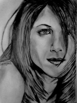 jennifer aniston by drazer619