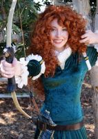 Merida Cosplay by swanny1