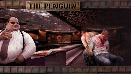 the penguin by youlittlepunk