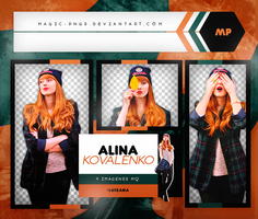 PACK PNG 434 | ALINA KOVALENKO by MAGIC-PNGS