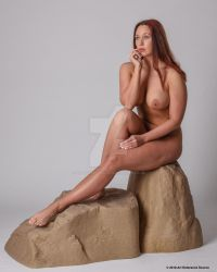 Stock:  New Model Alison by ArtReferenceSource