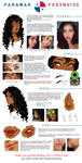 APH | panama - facial guide by kamillyanna