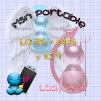 Msn portable by TutosLadyPink