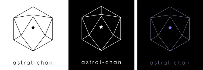 Astral-Chan Logo by Astral-Chan
