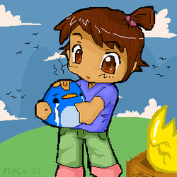 png: discovery of mr. penguin by penguiinn