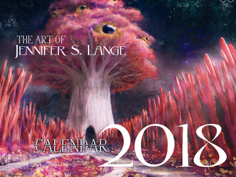 The Art Of - Calendar 2018 by Ranarh