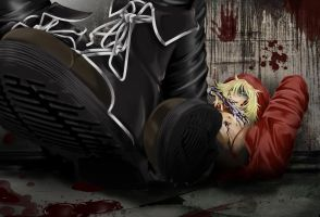 bloody madness by Ankh-Feels