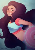 Stevonnie by ChrissaBug