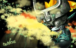 Midna in teh Twilight by pinkfetus