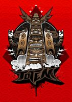 TotemGraff Poster by Studiom6