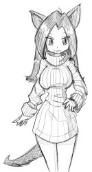 Sweater Puppy by kokido