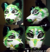Husky Head beta version by Lunafex
