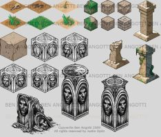 Isometric sample by angotti81