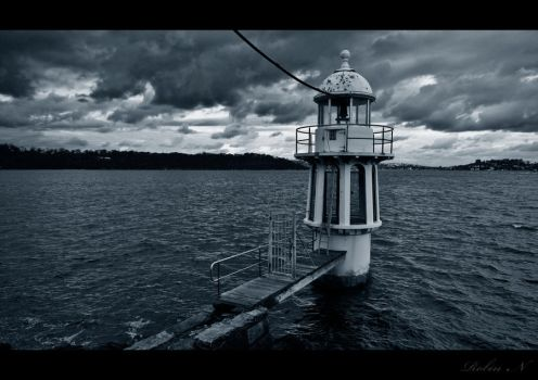 Light house by Emerald1988