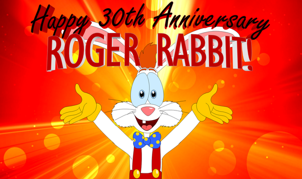 30 Years of Roger Rabbit by AshleyWolf259