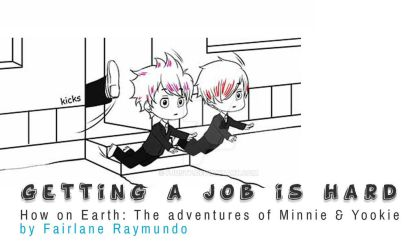HOE COVER PGETTING A JOB IS HARDpsd by fjustf