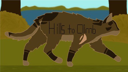 Hills to Climb Thumbnail Contest Entry by Skyrocketier76131