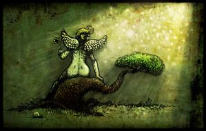 Fairy by MaComiX