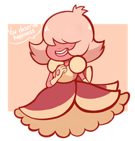 Padparadscha by Alouisse-Ver