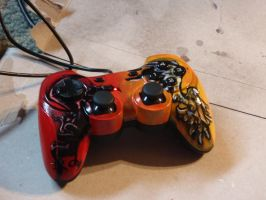 Devil Angel gamepad COMPL by MissCreepers