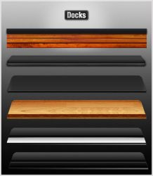 Assorted Docks by EnzuDes1gn