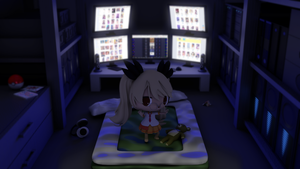 Retoree's Room by picano