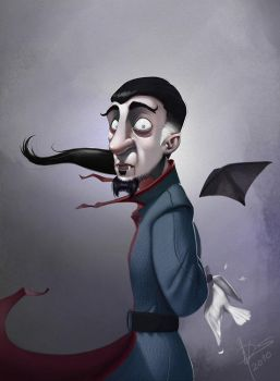-UPDATE- Dracula's secret by TheNass
