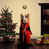 Mr. Rudolph by vanlawrenc