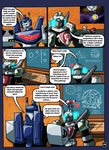 The Universal Greeting: Page 19 by autobotchari