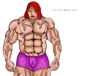I would love to smash your house by crazymuscle