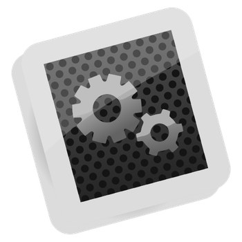 yahoo widgets icon, a wip by lopagof