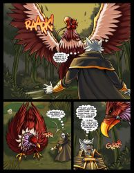 The Black Paw ROTD Page 26 by GleamingScythe