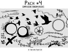 Pack #4 [Brushes] by Awesome-Yuuko-San