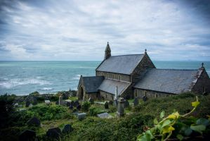 Sea Church (Barmouth) by friartuck40