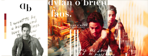 Timeline Dylan O' Brien by MartuGraphic