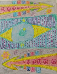 The Eye of Direction by side-wire-sketch