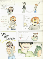 'The Industry' fan comic p1 by mangacheese1818