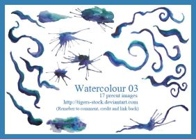 258 watercolour 03 by Tigers-stock