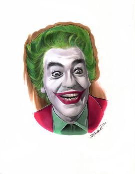 Joker '66 by RandySiplon