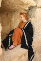 Classical Grecian 25 by chirinstock