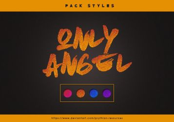 ONLY ANGEL Styles by prythian-resources