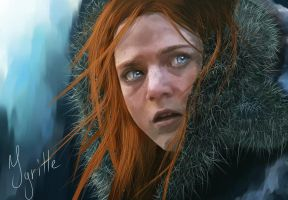 Ygritte by AllenaOri