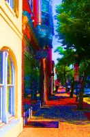 Patrick Street by happymouse666