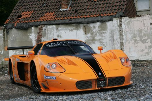 Maserati Mc12 by Tony-345