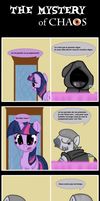 MLP: The mystery of chaos page 21 by stashine-nightfire